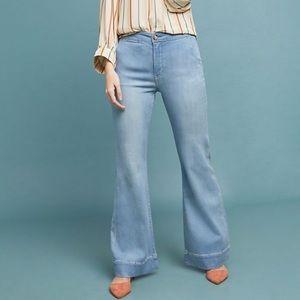NWT Anthropologie Denim Pants, Size 27